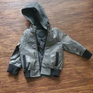 3T Urban Republic Zip Jacket with hood